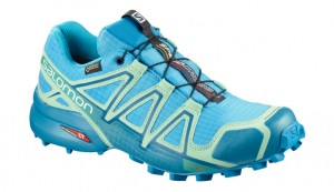 BUTY DAMSKIE SALOMON SPEEDCROSS 4 GTX W 400999 AQUARIUS