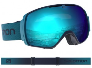 GOGLE SALOMON XT ONE 399075 HAWAIIAN SURF
