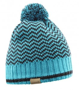 CZAPKA SALOMON BACK COUNTRY BEANIE 396837 BLUEBIRD