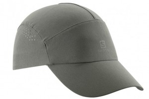 CZAPKA SALOMON SOFTSHEL CAP 380075 NIGHT FOREST