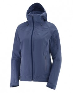 KURTKA DAMSKA SALOMON RANGER JKT W 400766 CROWN BLUE