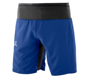 SPODENKI MĘSKIE SALOMON TRAIL RUNNER TWINSKIN SHORT M 401050 SURF THE WEB