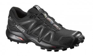 BUTY DAMSKIE SALOMON SPEEDCROSS 4 W 383097 BLACK