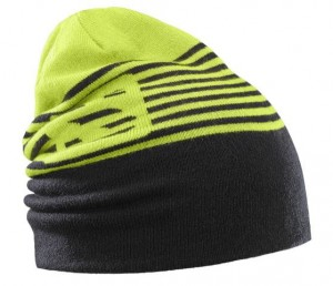CZAPKA SALOMON FLATSPIN REVERSIBLE BEANIE 395084 ACID LIME