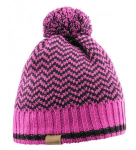CZAPKA SALOMON BACK COUNTRY BEANIE 396838 ROSE VIOLET