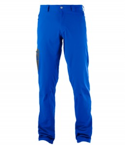 SPODNIE MĘSKIE SALOMON WAYFARER INCLINE PANT M 401003 SURF THE WEB