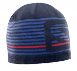 CZAPKA SALOMON FLATSPIN SHORT BEANIE 395078 NIGHT SKY