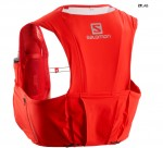 PLECAK SALOMON S-LAB SENSE ULTRA 8 SET 401699 RED