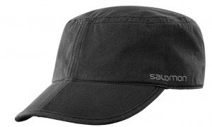 CZAPKA SALOMON MILITARY FLEX CAP 400553 BLACK