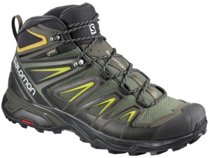 BUTY SALOMON X ULTRA 3 WIDE MID GTX M 401295