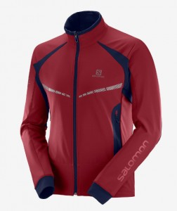 KURTKA SALOMON RS WARM SOFTSHELL M C11610
