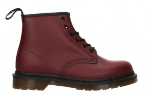 BUTY DAMSKIE Dr. MARTENS 101 CHERRY RED