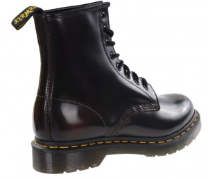 BUTY DAMSKIE Dr. MARTENS 1460 CHERRY RED ARCADIA