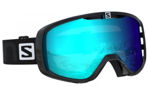 GOGLE SALOMON PHOTO XF 407227 BLACK