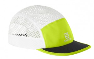 CZAPKA SALOMON AIR LOGO CAP 400454 ACID LIME