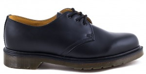BUTY DR. MARTENS 1461 PW BLACK SMOOTH