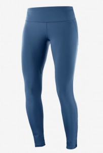 SPODNIE SALOMON AGILE WARM TIGHT W C13642