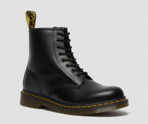 BUTY Dr. MARTENS 1460 BLACK SMOOTH