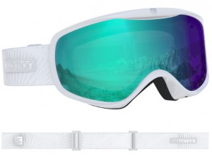 GOGLE SALOMON SENSE PHOTO 405184 WHITE