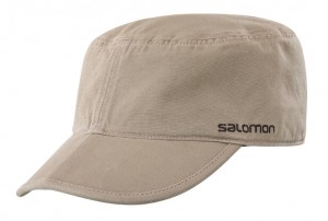 CZAPKA SALOMON MILITARY FLEX CAP 400553 VALNUT