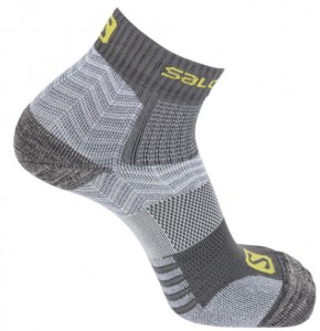 SKARPETY SALOMON OUTPATH LOW 402766 GREY