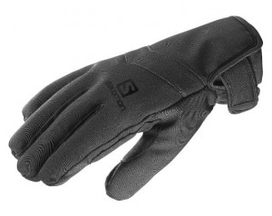 RĘKAWICE SALOMON RS WARM GLOVE M 395050 BLACK