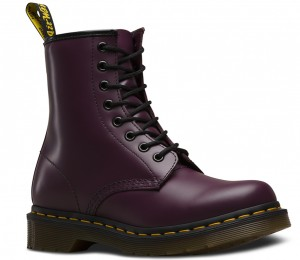 BUTY DAMSKIE Dr. MARTENS 1460 PURPLE SMOOTH