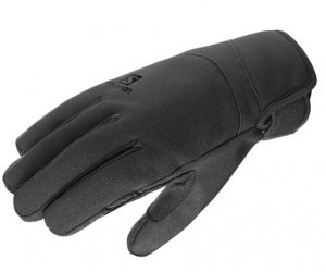 RĘKAWICE SALOMON RS WARM GLOVE W 395053 BLACK