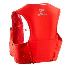PLECAK SALOMON S-LAB SENSE ULTRA 5 SET 401700 RED