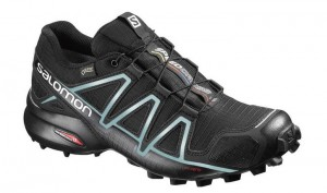 BUTY DAMSKIE SALOMON SPEEDCROSS 4 GTX W 383187 BLACK