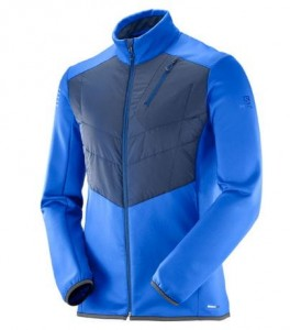 KURTKA MĘSKA SALOMON PULSE WARM JKT M 397013 SURF THE WEB