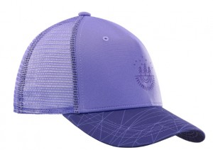 CZAPKA SALOMON MANTRA LOGO CAP W 400468 PURPPLE
