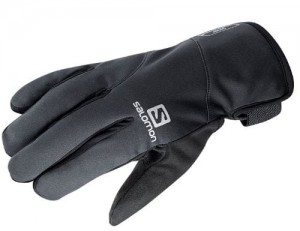 RĘKAWICE SALOMON RS WS GLOVE U 395045 BLACK