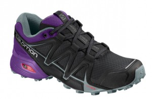 BUTY DAMSKIE SALOMON SPEEDCROSS VARIO 2 W 406107 BLACK ACAI