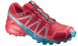 BUTY DAMSKIE SALOMON SPEEDCROSS 4 GTX W 398551 BARBADOS