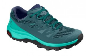 BUTY DAMSKIE SALOMON OUTLINE GTX W 404855 ATLANTIS